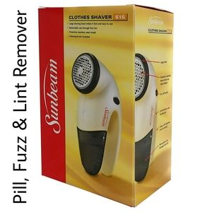 Clothes Shaver Depiller Fuzz and Lint Remover New